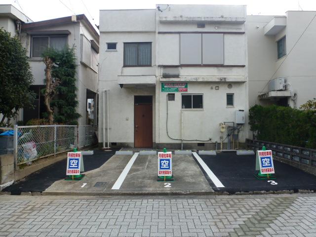天白区高坂 軽専用駐車場
